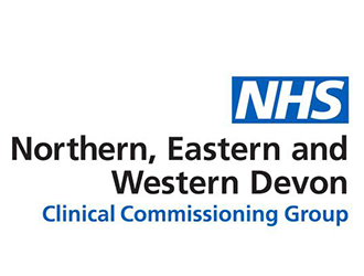 NHS NEW Devon CCG Logo