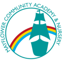 Mayflower Community Academy and Nursery Logo