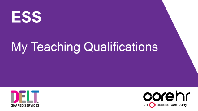 ESS_Teaching_Qualifications